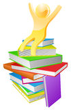 Reading is fun concept Stock Photo