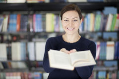 Reading is fun! Stock Photography