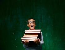 Reading genius Stock Images