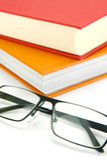 Reading Glasses Stock Photo