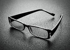 Reading glasses Stock Image