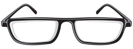 Reading Glasses vector illustration
