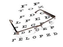 Reading Glasses Stock Image