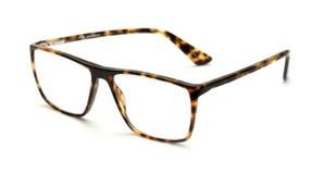 Reading glasses isolated on white Stock Image
