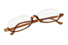 Reading Glasses Royalty Free Stock Photography