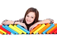 Reading is so good! Royalty Free Stock Images