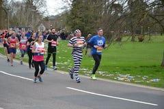 Reading Half Marathon 2017 - 19th March 2017 Stock Photography