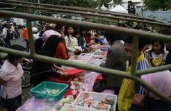 Reading koran using torch Royalty Free Stock Photo