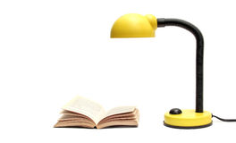 Reading lamp Stock Photography
