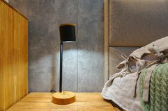 Reading lamp Royalty Free Stock Photography