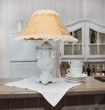 Reading lamps, ceramics Stock Photography