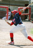 Reading Phillies' Leandro Castro Royalty Free Stock Photography