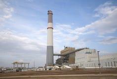 Reading Power Station Stock Photo