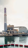 Reading power station Stock Photography