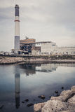Reading power station, Tel Aviv, Israel Royalty Free Stock Photo