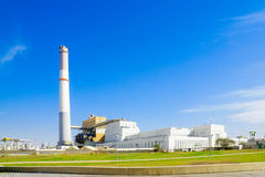 Reading Power Station Royalty Free Stock Photo