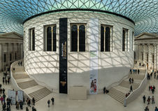 The Reading Room, British Museum Royalty Free Stock Image