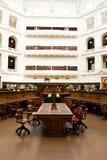 Reading room interior Royalty Free Stock Photography