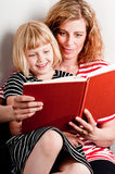 Reading time Royalty Free Stock Photos
