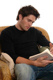 Reading Time stock photography