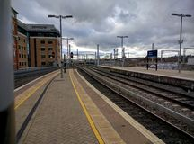 Reading Train Station Royalty Free Stock Photography