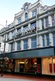 John Lewis Store Front. Reading, United Kingdom - June 22 2018: The store frontage of John Lewis department Store in Broad St stock photo