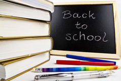 Ready for back to school Royalty Free Stock Photography