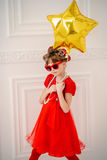 Ready for birthday royalty free stock image