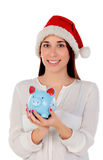 Ready for Christmas expenses Stock Photo