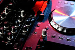 Ready for DJ s Royalty Free Stock Image
