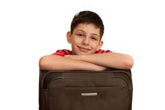 Ready for a great adventure Stock Images