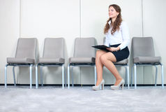 Ready for interview. Royalty Free Stock Images