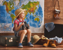 Ready for the journey Royalty Free Stock Image