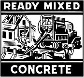 Ready Mixed Concrete Stock Photos