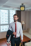 Ready for new working day Royalty Free Stock Image