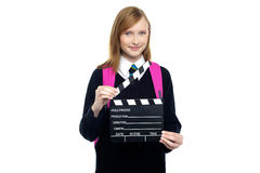 Ready for the next shot? Stock Photography