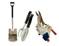 Ready for outdoor gardening Royalty Free Stock Photography