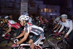 Ready per andare al ciclo Malesia 2011 di OCBC immagini stock libere da diritti