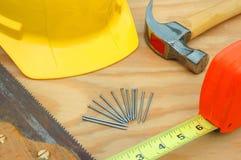 Ready per costruzione Immagine Stock