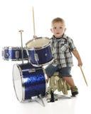 Ready per i tamburi fotografia stock libera da diritti