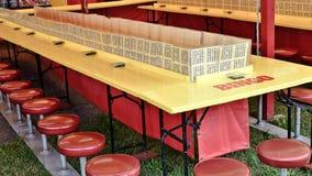 Ready per il Bingo Immagine Stock