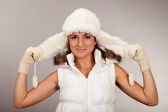 Ready per l'inverno Immagine Stock