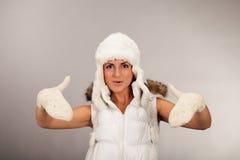 Ready per l'inverno Immagine Stock Libera da Diritti