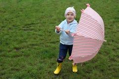 Ready for rain Royalty Free Stock Photos