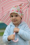 Ready for rain Stock Images
