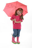 Ready For Rain! Royalty Free Stock Photography
