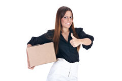 Ready for shipment Royalty Free Stock Photo