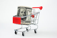 Ready for shopping Royalty Free Stock Image