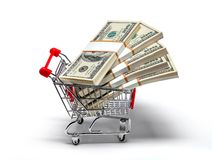 Ready for shopping Stock Image