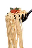 Ready Spaghetti Royalty Free Stock Photos